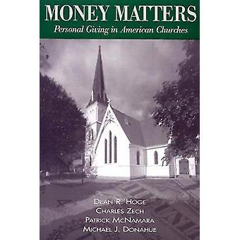 Geldangelegenheiten von Hoge & Dean R.