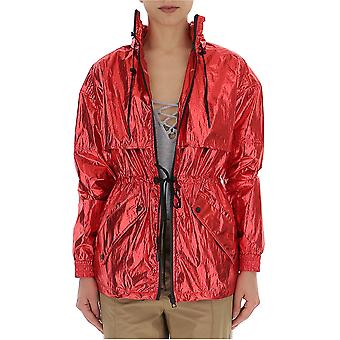 Kenzo Red poliestere Outerwear Jacket
