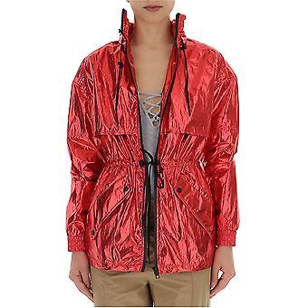 Kenzo röd Polyester ytterkläder jacka