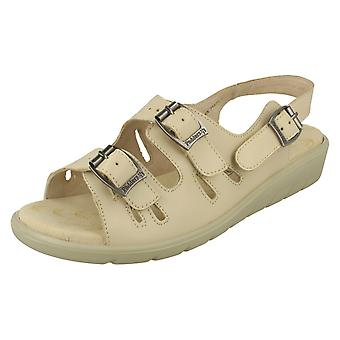 Ladies Padders Wide Fitting Sandals Phoenix