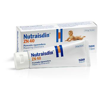 Isdin Nutraisdin ZN 40 Ointment 50 ml  (Childhood , Nappies and changers , Nappy Creams )