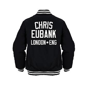Chris Eubank Boxing Legend Kids Jacket