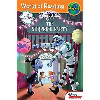Vampirina - The Surprise Party by Disney Book Group - 9781368010276 Bo