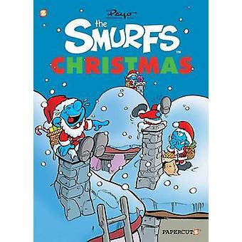 The Smurfs Christmas by Peyo - 9781597074520 Book