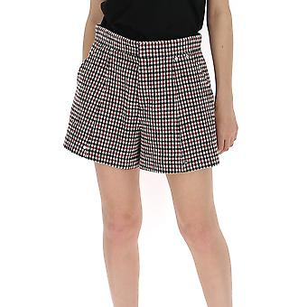Chloé Multicolor Wool Skirt