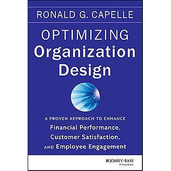 Optimere organisationsdesign - en gennemprøvet tilgang til at forbedre Financia