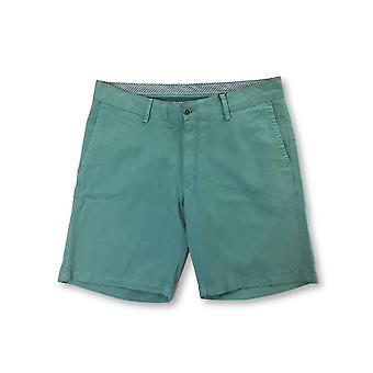 Peter Millar Summertime Twill shorts in green