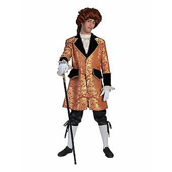 Baroque NobleMan Men's Costume Marquis Baron Graf Men's Costume