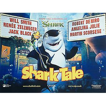 Shark Tale (Regular) Original Cinema Poster