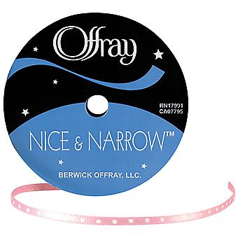 Nice & Narrow Mini Dots Ribbon 1 8