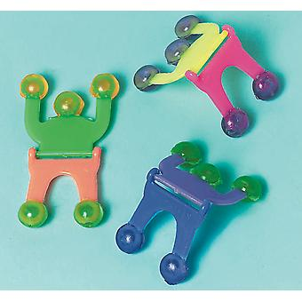 Wall Climber Party Favors 12 Pkg Amscan 390162 390162