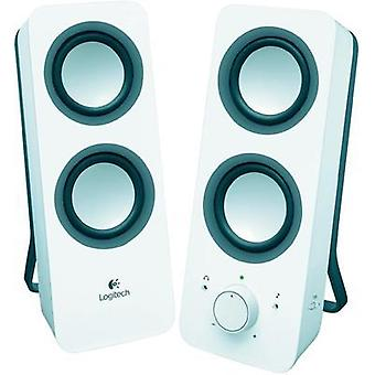 2.0 PC speaker Corded Logitech Z200 10 W White