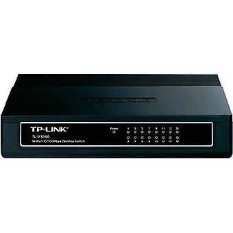 Network RJ45 switch TP-LINK TL-SF1016D 16 ports 100 Mbit/s