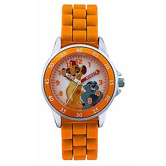 Disney Princess Childrens Lion Guard Orange Strap LGD3207 Watch