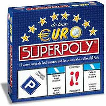 Falomir Euro-Superpoly De Luxe Falomir (Kids , Toys , Table Games , Strategy)