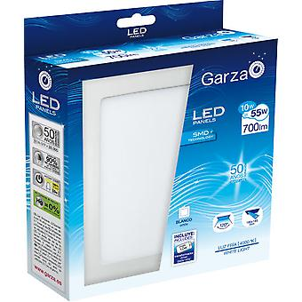 Garza Led Panel 10W 700Lm White 20X20 rectangular 40K