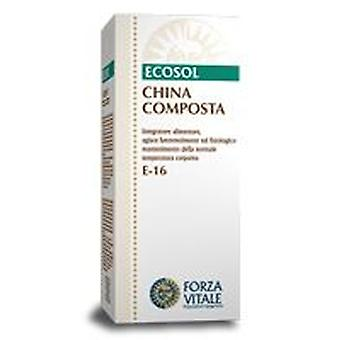 Forza Vitale Compost Extract 50Ml China. (Herbalist's , Natural extracts)