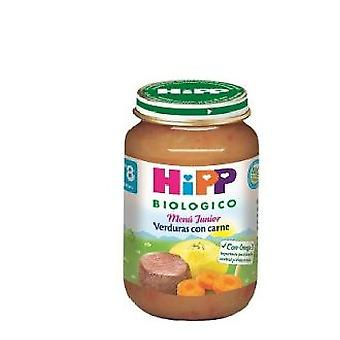 Hipp Vegetables with meat 190g (Childhood , Healthy diet , Pots)