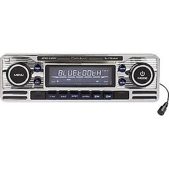 Car stereo Caliber Audio Technology RMD-120BT Retro design, Bluetooth handsfre