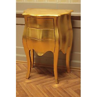 chest of drawers in gold (laquere) buying online