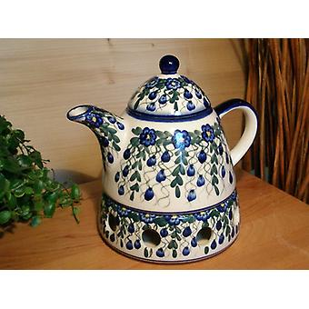Teapot with warmer, 1100 ml, 44, BSN 0040