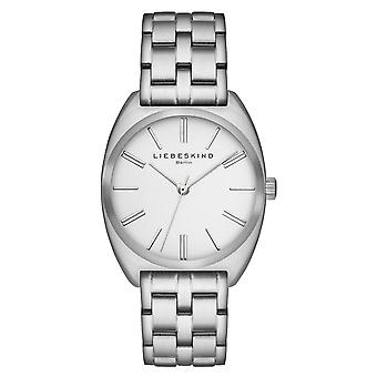 LIEBESKIND BERLIN ladies watch wristwatch stainless steel LT-0005-MQ