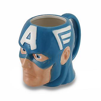 Marvel Comics Captain America Ceramic Coffee/Tea Mug