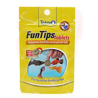 Tetra Funtips 20 Tablets (Pack of 12)