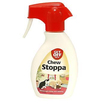 Stå af tygge Stoppa Spray 250ml (pakke med 6)