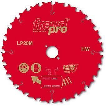 FREUD PRO LP20M 015 TCT Circular Saw Blade - 190mm x 30mm - 12T
