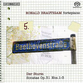 Ronald Brautigam - Beethoven: Complete Works for Solo Piano, Vol. 5 [SACD] USA import
