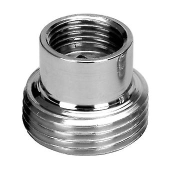 Pipe Connection Reduction Fittings Chrome Female x Male 3/8