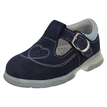Infant Girls Startrite T-Bar Casual Shoes Sunbeam