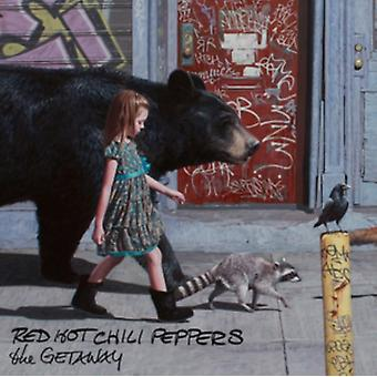 The Getaway [VINYL] by Red Hot Chili Pepper