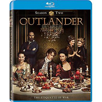 Outlander: Season Two [Blu-ray] USA import