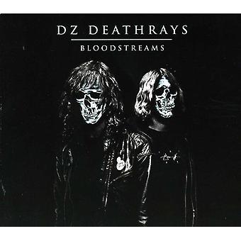 DZ Deathrays - blodstrøm [CD] USA importerer