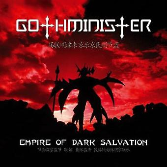 Gothminister - rijk of donkere Salvation [CD] USA import