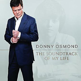 Donny Osmond - Soundtrack af min... [CD] USA import