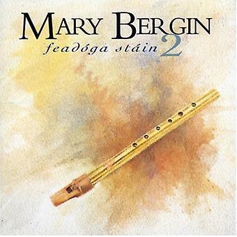 Mary Bergin - importación de Estados Unidos Feadoga Stain 2 [CD]