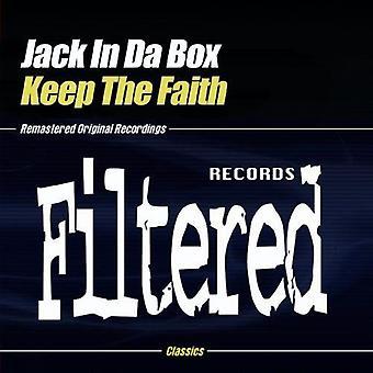 Jack in Da Box - Keep the Faith [CD] USA import