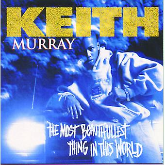 Keith Murray - mest Beautifullest ting i th [CD] USA importerer
