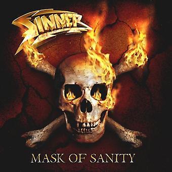 Sinner - Mask of Sanity [CD] USA import