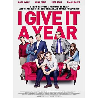 J'ai Give It une importation USA année [DVD]