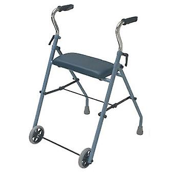 Anota Record walker with wheels and seat Model (Home , Orthopedics , Mobility)