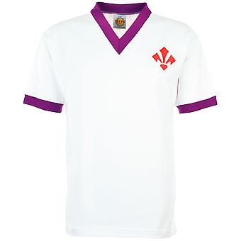 Fiorentina 1960s Retro Football Shirt