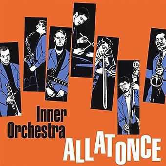 Inneren Orchester - auf einmal [CD] USA importieren