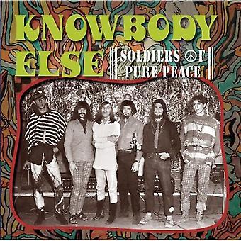 Knowbody Else - soldater af ren fred [CD] USA import