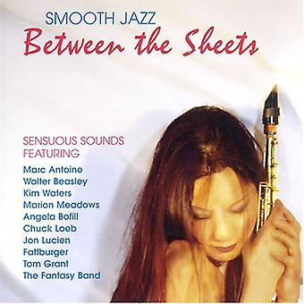 Smooth Jazz - Between the Sheets [CD] USA import