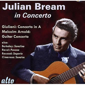 Julian Bream - Julian Bream en importación de Estados Unidos de concierto [CD]