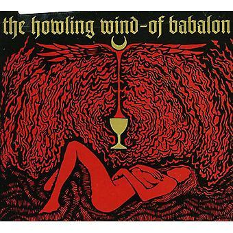 Hylende vind - Babalon [CD] USA import
